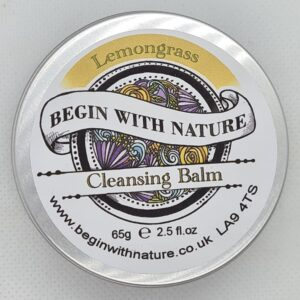 Natural Cleansing Balm