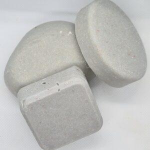 Natural Salt Bars Shaving Bars